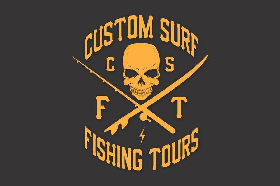 Penyertaan Peraduan #                                        22                                      untuk                                         New Australian Surf Tour Business Needs Awesome Logo