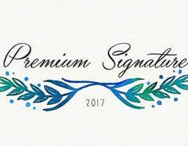 nº 41 pour Premium-Signature par laczkomate