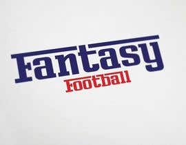 nº 20 pour Typography Tshirt Design for Fantasy Football par sumonbormon216