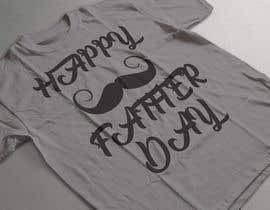 nº 32 pour Design a Typography T-Shirt for Father's Day par Ashrafulkotc