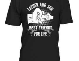 nº 24 pour Design a Typography T-Shirt for Father's Day par freelancerhunter