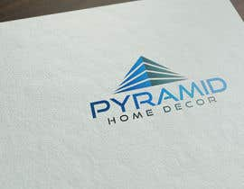 nº 60 pour Logo for Pyramid Home Decor par NeriDesign