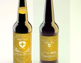 nº 10 pour Design a Logo and labels for Beer Bottles par roy91591