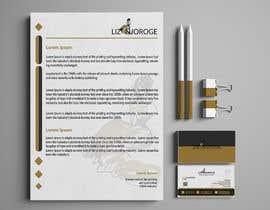nº 66 pour Logo, Cloth design labels, Banner, Business Cards, Letter Head design for Liz Njoroge par samihaakram02