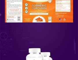 nº 40 pour Design Product Label For Vitamin Bottle par arslanizaya