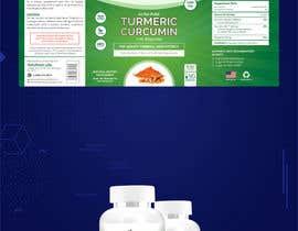 nº 43 pour Design Product Label For Vitamin Bottle par arslanizaya