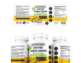nº 68 pour Design Product Label For Vitamin Bottle par Creoeuvre