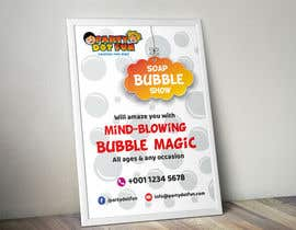 #28 for Bubble Show Design by wephicsdesign