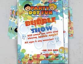 #31 for Bubble Show Design by Beautynil