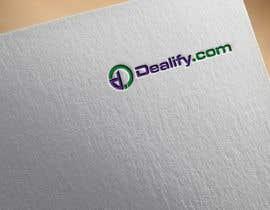 nº 145 pour Design a Logo - Dealify.com par nusaibah16