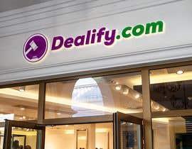 nº 30 pour Design a Logo - Dealify.com par henawy