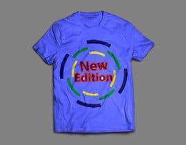 nº 4 pour Design a T-Shirt par ahossain3012