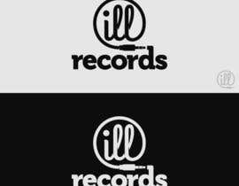 nº 115 pour I need a fresh new logo for ill records :) par didoo87
