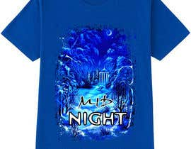 nº 28 pour Design an image for a T-shirt par KLTP