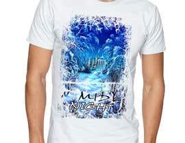 nº 36 pour Design an image for a T-shirt par KLTP