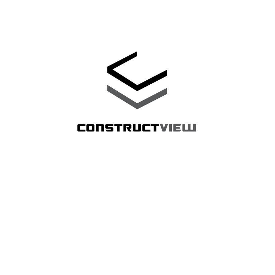 Proposition n°214 du concours ConstructView Logo