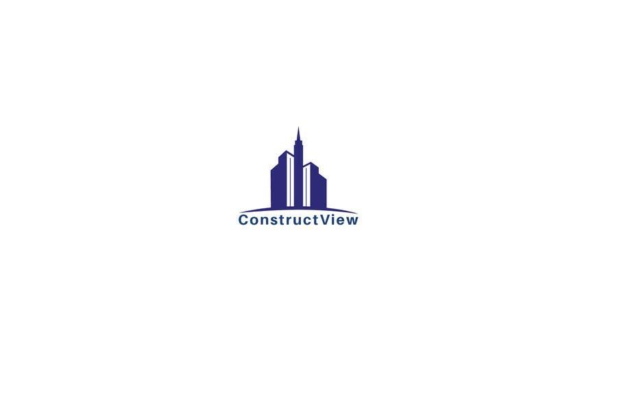 Proposition n°215 du concours ConstructView Logo