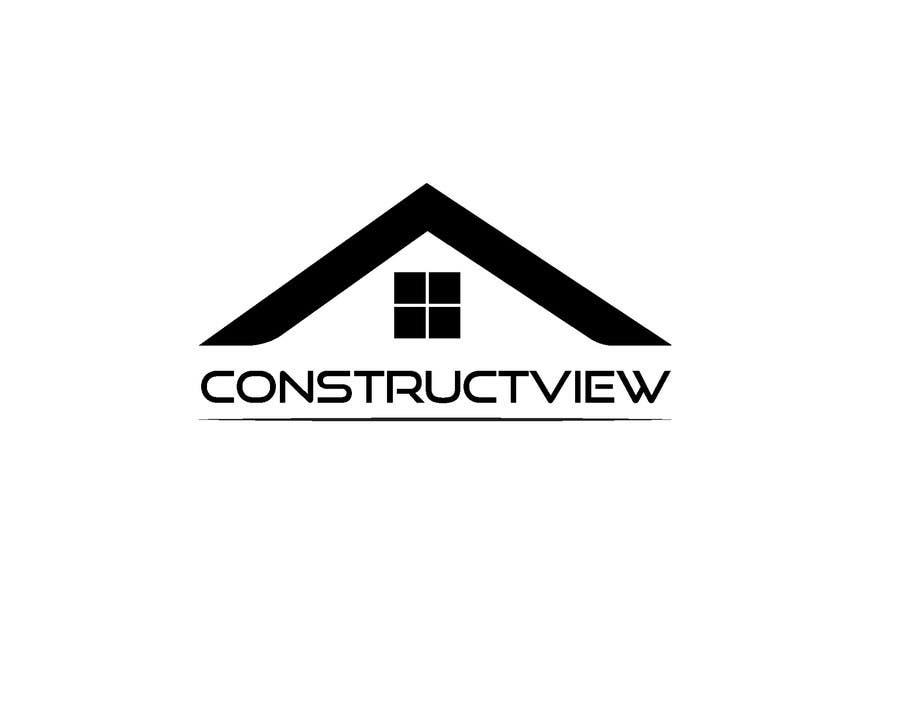 Proposition n°151 du concours ConstructView Logo