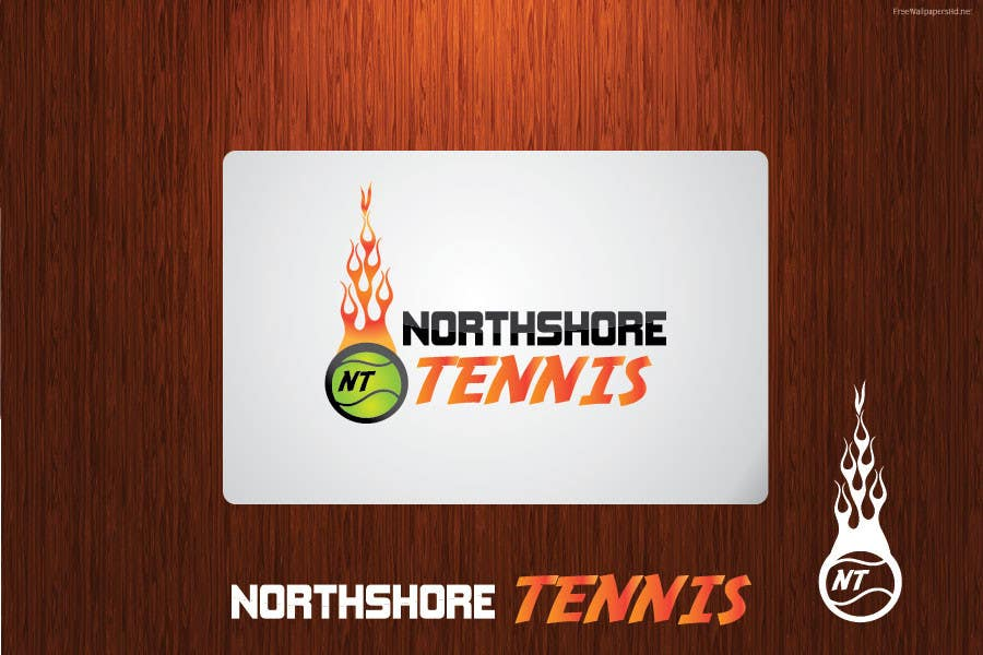 #250 for Logo Design for Northshore Tennis by Sidqioe