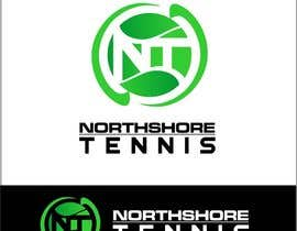 #326 para Logo Design for Northshore Tennis por arteq04