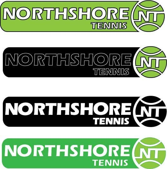 #230 for Logo Design for Northshore Tennis by idylynn