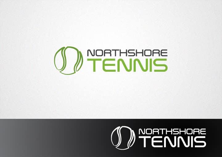 #147 for Logo Design for Northshore Tennis by NexusDezign