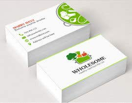 #49 untuk Design Logo and Business Cards for New Company oleh Artnetta