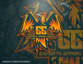 nº 62 pour Logo Design for GG eSports Gaming Centre par marvinbaldemor36