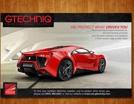 nº 153 pour Design an Automotive Advertisement par OnpointJamie