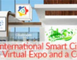 nº 12 pour Smart City Virtual Expo banner par somirdn