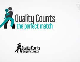 nº 9 pour Logo Design for Quality Counts par Ferrignoadv