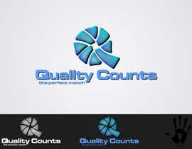 #18 cho Logo Design for Quality Counts bởi ivegotlost
