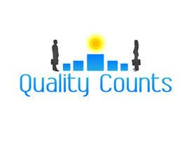 #25 cho Logo Design for Quality Counts bởi manabendra110