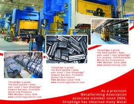 nº 12 pour Full Page 7 x 10 Ad par Reyad004