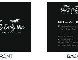 nº 25 pour business card par PixelNirjon