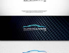nº 39 pour Design a Logo for upcoming website SuperCarHire.ae par kingdomvision