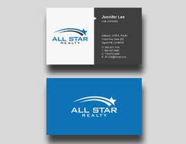 nº 206 pour Business Card Design for Real Estate Office par mamun313