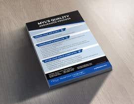 nº 48 pour Design a Flyer (MYL) par wephicsdesign