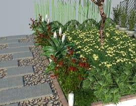 nº 12 pour Design a small landscape design for my front yard par SuryaAlvin
