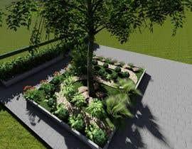 nº 6 pour Design a small landscape design for my front yard par reebk12