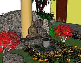 nº 9 pour Design a small landscape design for my front yard par prakasharch1040