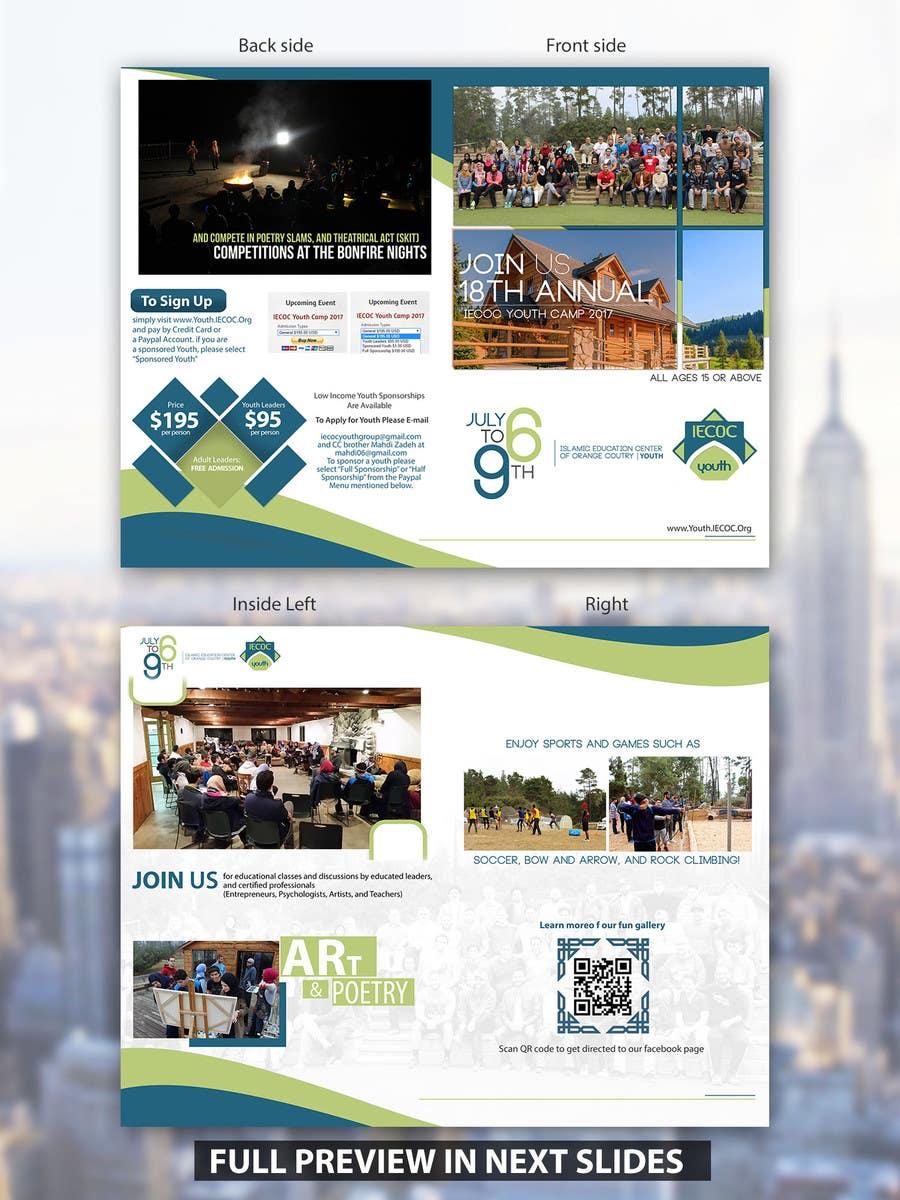 Proposition n°54 du concours Bi-folding Flyer Design