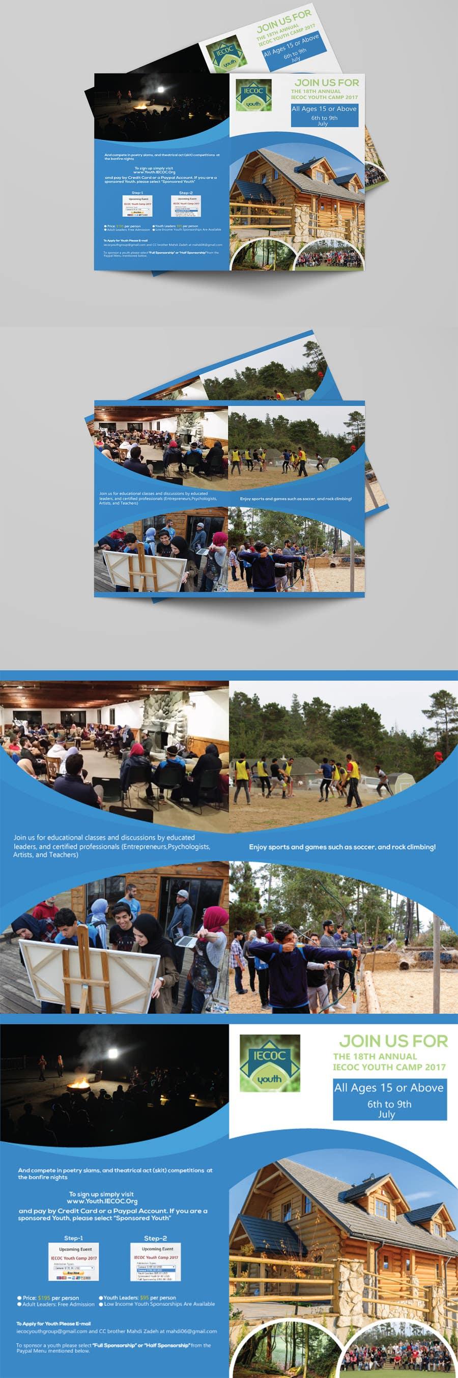 Proposition n°90 du concours Bi-folding Flyer Design