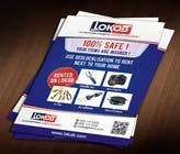 Advertisement Design (Flyer/A4) for a New Start-up (Lokob.com) için 24 numaralı Graphic Design Yarışma Girdisi