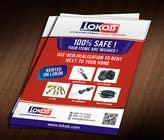Advertisement Design (Flyer/A4) for a New Start-up (Lokob.com) için 25 numaralı Graphic Design Yarışma Girdisi