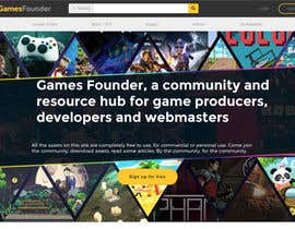 nº 45 pour Indie Game Developer Banner par Biayi81