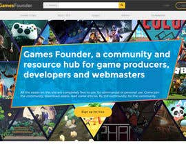 nº 46 pour Indie Game Developer Banner par Biayi81