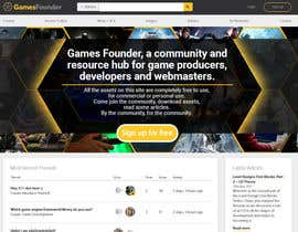 nº 34 pour Indie Game Developer Banner par sofyandfk