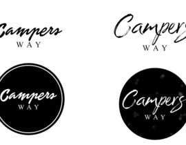 nº 37 pour Design A Camping Logo par salmandalal1234
