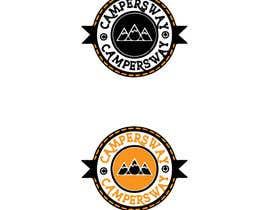 nº 50 pour Design A Camping Logo par shanto38